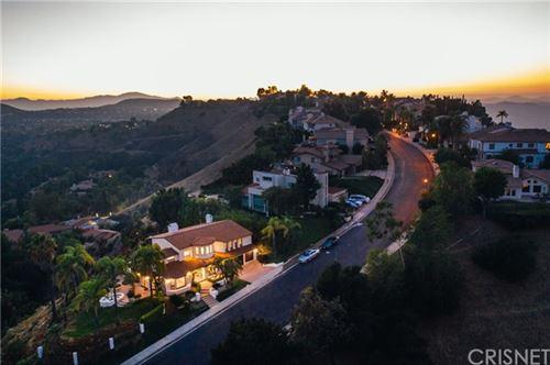 Photo of 24608 Cordillera Drive, Calabasas, CA 91302 (MLS # SR20225047)