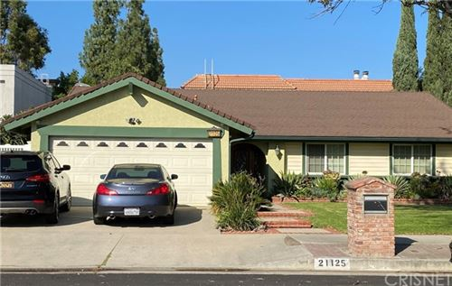Photo of 21125 Lemarsh Street, Chatsworth, CA 91311 (MLS # SR20244047)