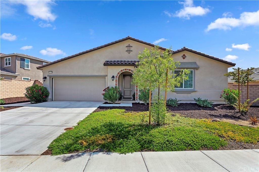 24796 Paradise Meadows Drive, Menifee, CA 92584 - MLS#: IV21162047