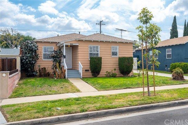 1458 W 110th Street, Los Angeles, CA 90047 - #: SB21054047