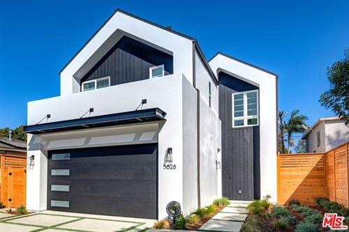 Photo of 3628 MAPLEWOOD Avenue, Los Angeles, CA 90066 (MLS # 20627048)