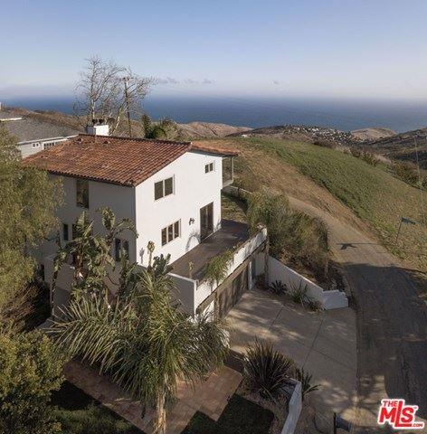 Photo of 1912 Lookout Road, Malibu, CA 90265 (MLS # 21705048)