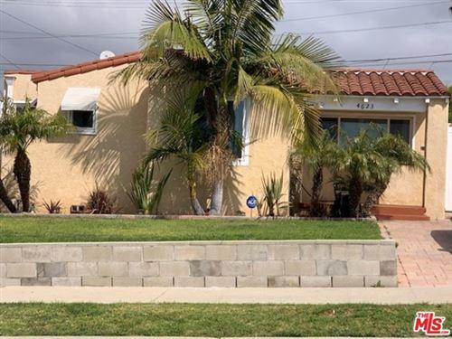 Photo of 4623 W 63Rd Street, Los Angeles, CA 90043 (MLS # 21715048)