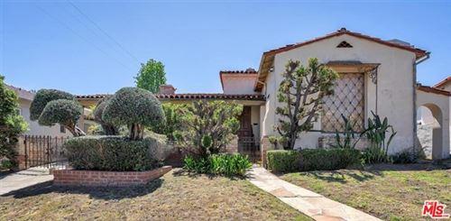 Photo of 1281 Holmby Avenue, Los Angeles, CA 90024 (MLS # 21722048)