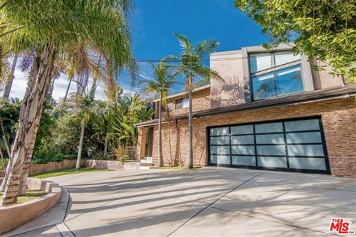 Photo of 2425 COLDWATER CANYON Drive, Beverly Hills, CA 90210 (MLS # 21781048)