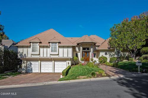 Photo of 1439 Windy Mountain Avenue, Westlake Village, CA 91362 (MLS # 221000048)