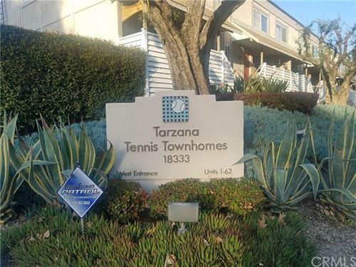 Photo of 18333 Hatteras Street #33, Tarzana, CA 91356 (MLS # PT20142048)