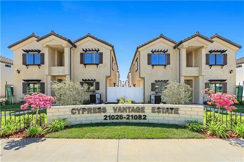 Photo of 21030 E Cypress Street, Covina, CA 91724 (MLS # WS21223048)