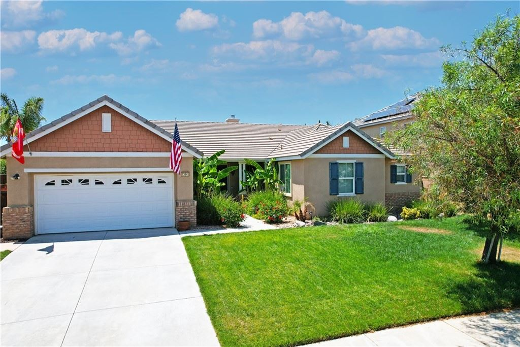 13645 Darwin Drive, Moreno Valley, CA 92555 - MLS#: EV21157048
