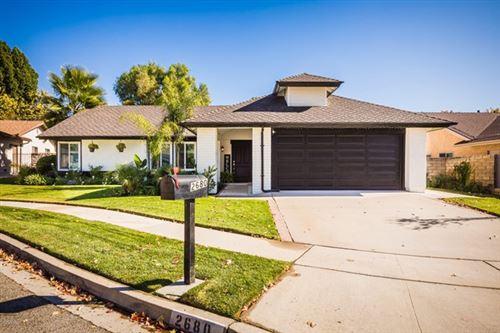 Photo of 2680 Samantha Court, Simi Valley, CA 93063 (MLS # 220011049)