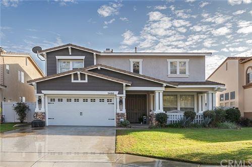 Photo of 24160 Pomegranate Road, Yorba Linda, CA 92887 (MLS # PW20243049)
