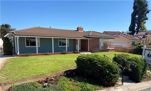 Photo of 1308 Valle Vista Drive, Fullerton, CA 92831 (MLS # PW21202049)