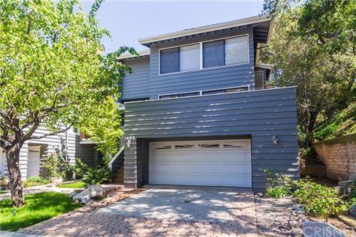 Photo of 1499 N View Drive, Westlake Village, CA 91362 (MLS # SR20070049)
