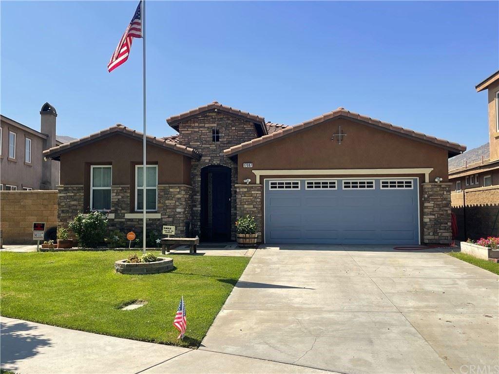 17087 Hackberry Lane, Fontana, CA 92337 - MLS#: CV21173049
