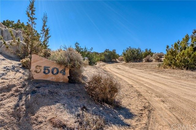 5504 Grand Avenue, Yucca Valley, CA 92284 - MLS#: JT21037049