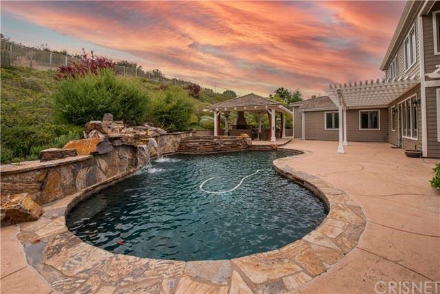 Photo of 1495 Cheviot Hills Court, Westlake Village, CA 91361 (MLS # SR21105049)