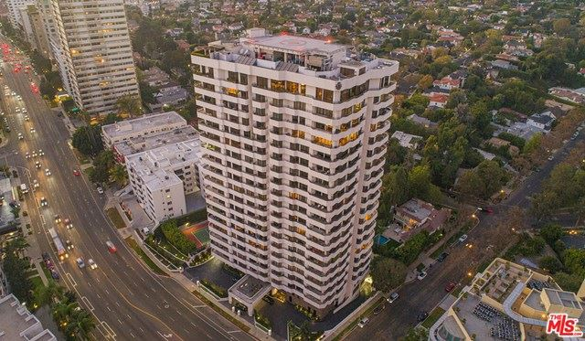 Photo of 10601 Wilshire Boulevard #1602, Los Angeles, CA 90024 (MLS # 20660050)