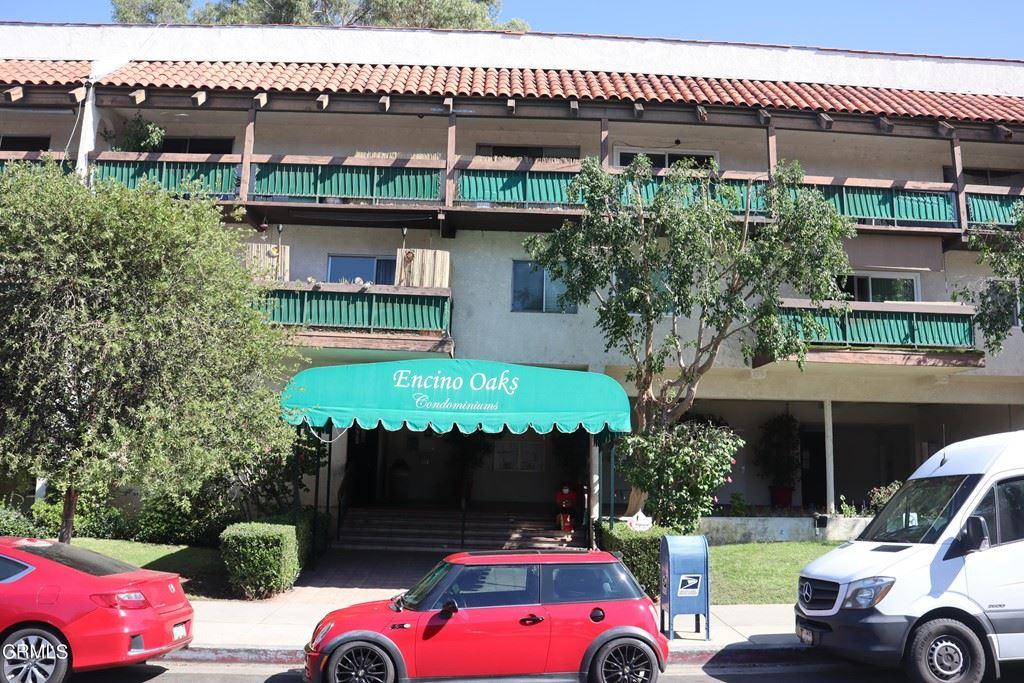 Photo of 5460 White Oak Avenue #H103, Encino, CA 91316 (MLS # P1-7050)