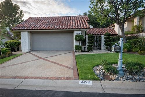 Photo of 4241 Dan Wood Drive, Westlake Village, CA 91362 (MLS # 220005051)