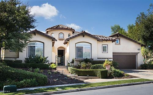 Photo of 2878 Country Vista Street, Thousand Oaks, CA 91362 (MLS # 221002051)