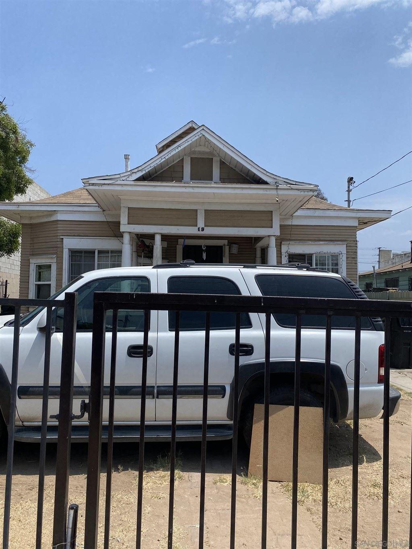 19 Evans St, San Diego, CA 92102 - MLS#: 210025051