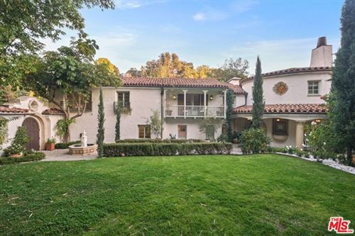Photo of 9308 Readcrest Drive, Beverly Hills, CA 90210 (MLS # 21721052)