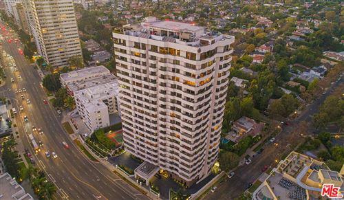 Photo of 10601 Wilshire Boulevard #1703, Los Angeles, CA 90024 (MLS # 21798052)