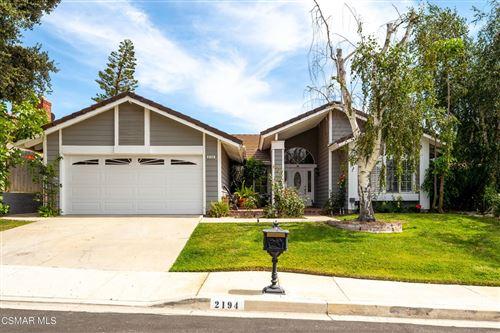 Photo of 2194 Peak Place, Thousand Oaks, CA 91362 (MLS # 221004052)