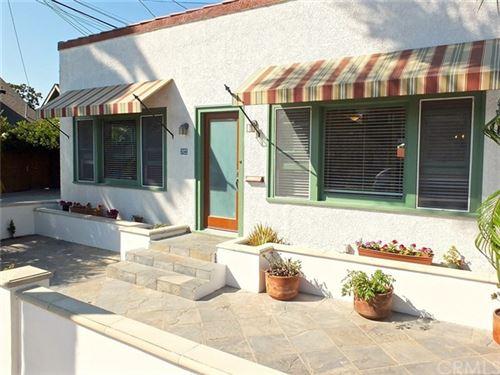 Photo of 3923 E Vista Street, Long Beach, CA 90803 (MLS # PW20199052)
