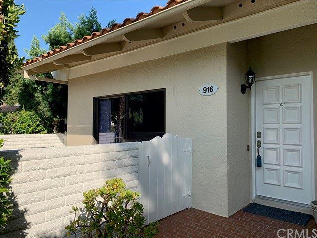 916 Avenida Majorca #A, Laguna Woods, CA 92637 - MLS#: OC20149052
