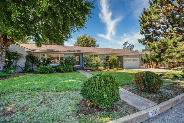 1810 La Cresta Drive, Pasadena, CA 91103 - #: P0-820003052