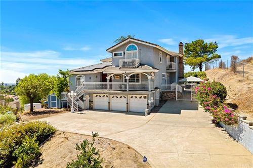 Photo of 4851 Esperanza Drive, La Verne, CA 91750 (MLS # AR21204053)