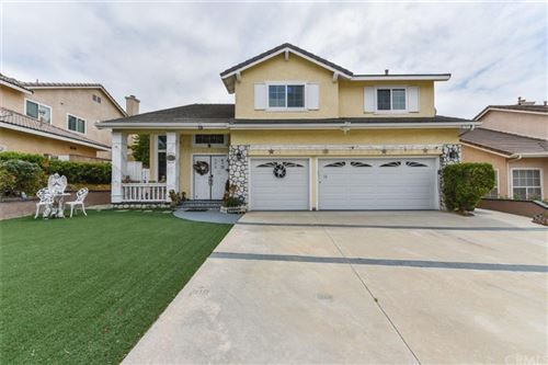 Photo of 14841 Foxwood Road, Chino Hills, CA 91709 (MLS # TR21142053)