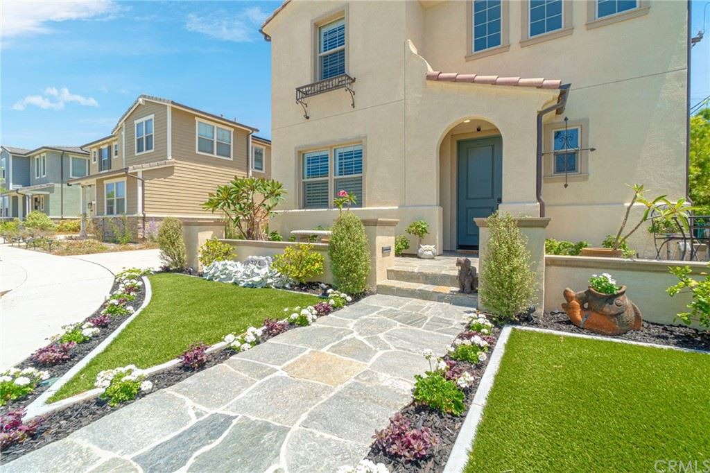 Photo of 8724 Orchid Way, Cypress, CA 90630 (MLS # PW21155053)