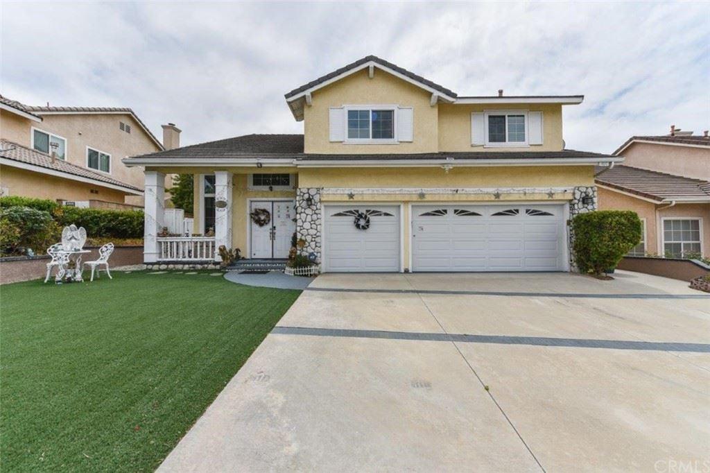 14841 Foxwood Road, Chino Hills, CA 91709 - MLS#: TR21142053