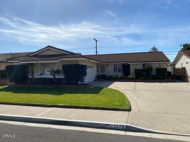 1270 Gardenia Street, Oxnard, CA 93036 - MLS#: V1-9053