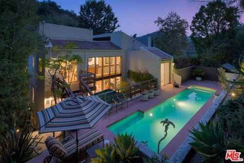 Photo of 9869 Portola Drive, Beverly Hills, CA 90210 (MLS # 20634054)