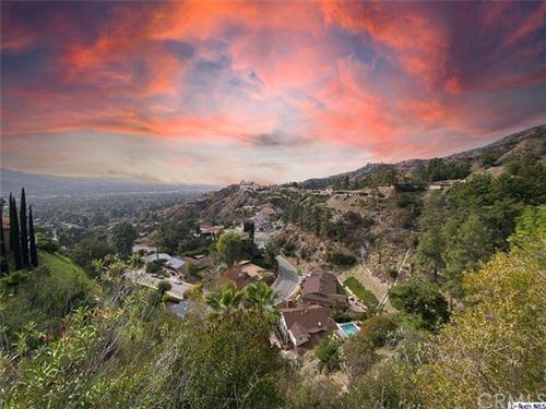 Photo of 192 Wonderview Drive, Glendale, CA 91202 (MLS # 320005054)
