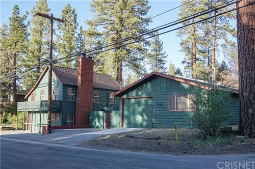 Photo of 980 Mcalister Road, Big Bear, CA 92314 (MLS # SR21098055)