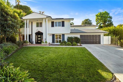 Photo of 24217 Albers Street, Woodland Hills, CA 91367 (MLS # SR21231055)