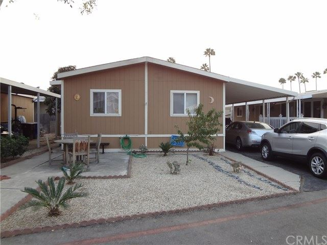3701 Fillmore Street #86, Riverside, CA 92505 - MLS#: IV20191055