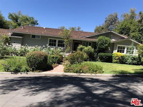 Photo of 5809 Hilltop Road, Hidden Hills, CA 91302 (MLS # 21755056)
