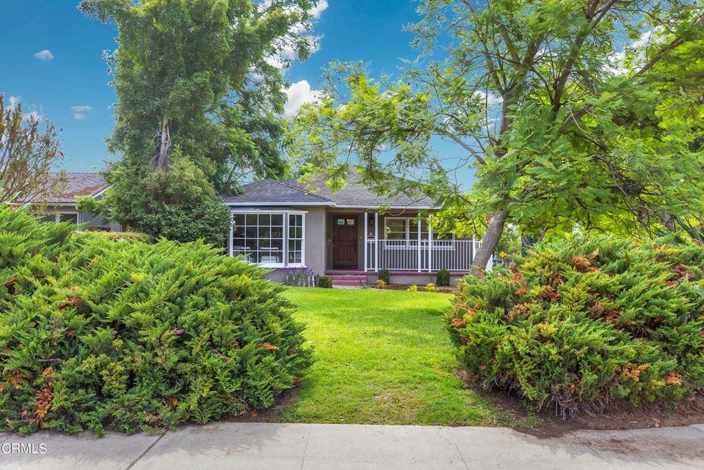 1486 E Orange Grove Boulevard, Pasadena, CA 91104 - MLS#: P1-7056