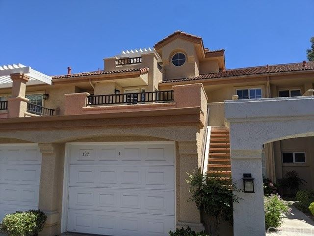 Photo for 23924 Arroyo Park Drive #127, Valencia, CA 91355 (MLS # SR20143056)
