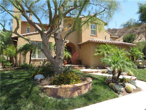 Photo of 25062 Shady Glen Court, Stevenson Ranch, CA 91381 (MLS # SR21138057)