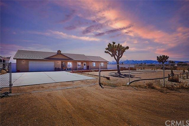 10595 Smoke Tree Road, Oak Hills, CA 92344 - MLS#: EV21062058