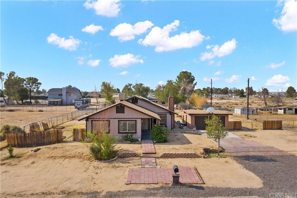 16750 Deserita Avenue, North Edwards, CA 93523 - MLS#: SR21182058