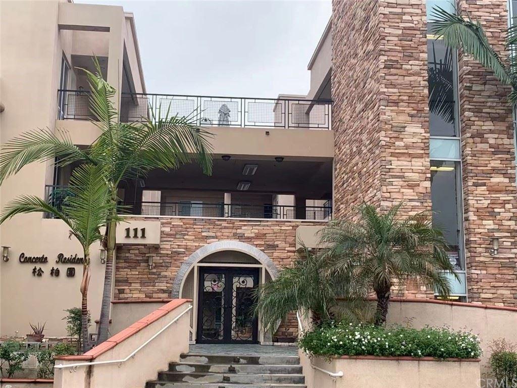 111 N 2nd Street #307, Alhambra, CA 91801 - MLS#: WS21087058