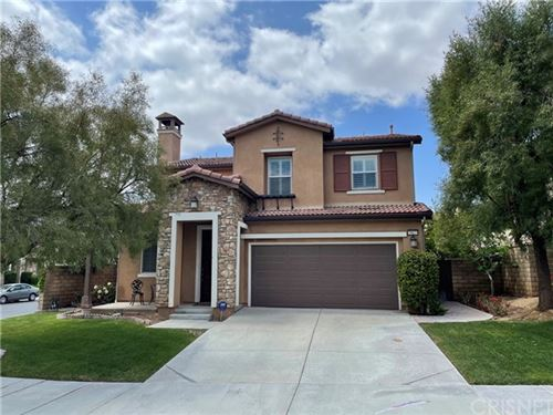 Photo of 28823 Montview Court, Valencia, CA 91354 (MLS # SR21094059)
