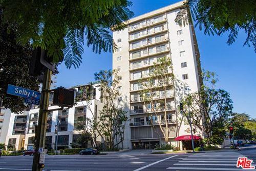 Photo of 10751 Wilshire Boulevard #604, Los Angeles, CA 90024 (MLS # 20650060)